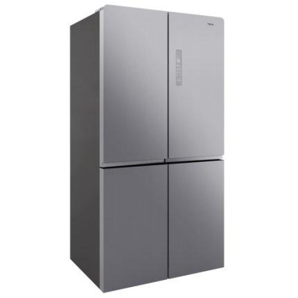 Combina frigorifica cu 4 usi Teka Maestro RMF 77920 SS LongLife No Frost, IonClean, 637 litri net, clasa A++, inox