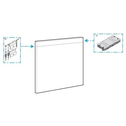 Oglinda Roca Prisma Comfort 80x80cm cu iluminare led
