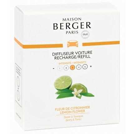 Rezerve ceramice odorizant masina Berger Fleur de Citronnier