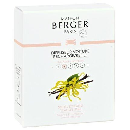 Rezerve ceramice odorizant masina Berger Soleil d'Ylang