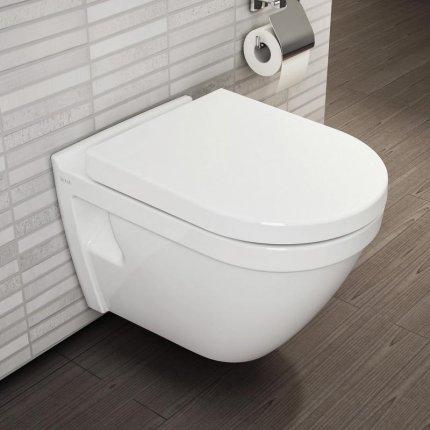 Vas WC suspendat Vitra S50 54cm, cu functie de bideu