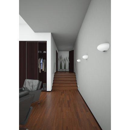 Aplica de perete Lucis Asterion 3x75W, E27, 55cm, alb