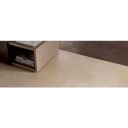 Gresie portelanata rectificata FMG Roads 60x30cm, 10.5mm, Sand Hearth Natural