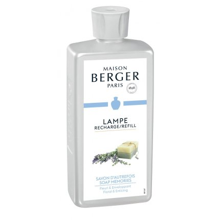 Parfum pentru lampa catalitica Berger Savon d'Autrefois 500ml