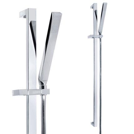 Set dus Steinberg Purism seria 160 cu para de dus, furtun metalic 180 cm si bara 90 cm