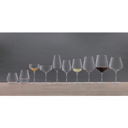 Pahar vin rosu Schott Zwiesel Air Bordeaux, design Bernadotte & Kylberg, 827ml