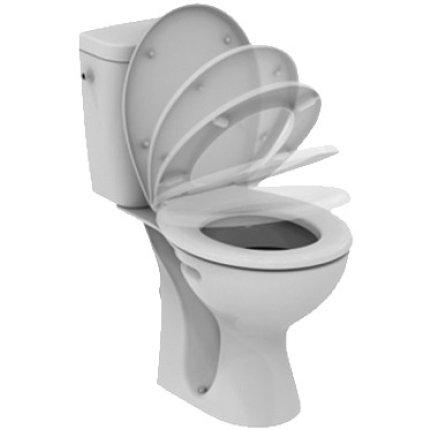 Set complet vas WC Vidima SevaFresh cu rezervor si capac inchidere lenta