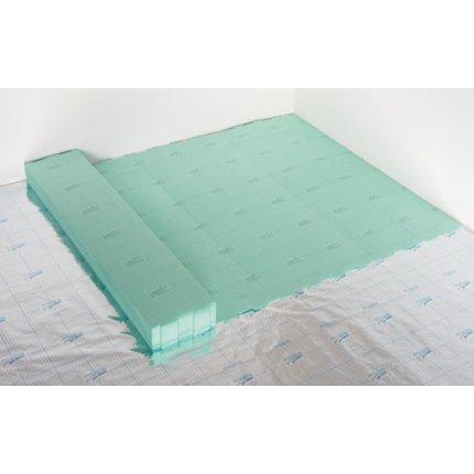 Izolator parchet Egger Silenzio EASY, grosime 2mm, 15mp, pretabil incalzire pardoseala, 0,057 m²K/W