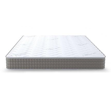 Saltea iSleep SilverPlus 90x200cm, inaltime 24cm
