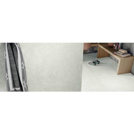 Gresie portelanata rectificata FMG Walk-On Maxfine 150x100cm, 6mm, Silver