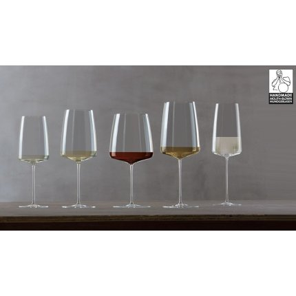 Set 2 pahare vin Zwiesel 1872 Simplify Flavoursome & Spicy 689ml