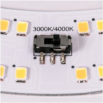 Aplica SLV Lipsy 40 Drum Dali CW, LED 18W, d 35cm, IP44, alb