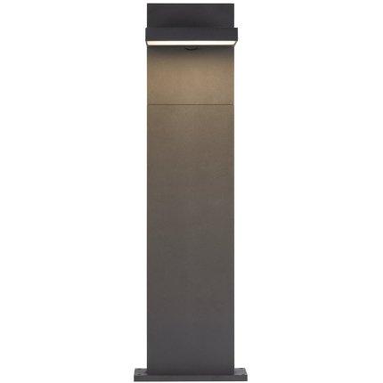 Lampadar exterior SLV Abridor Pole, LED 14W, IP55, h 60cm, antracit