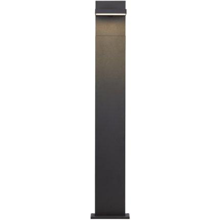 Lampadar exterior SLV Abridor Pole, LED 14W, IP54, h 100cm, antracit