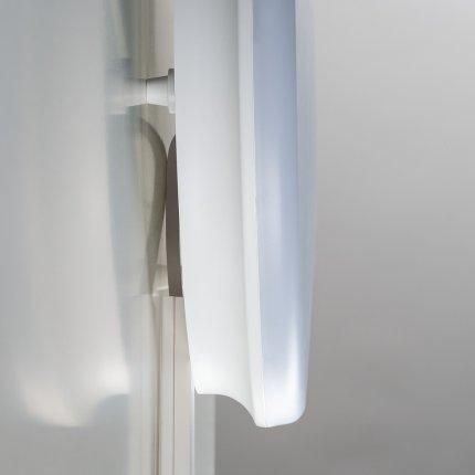 Aplica SLV Sima Sensor, LED 24W, d 30cm, IP44, senzor miscare, alb