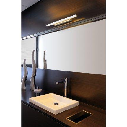 Iluminare oglinda SLV Glenos, LED 12.6W, 61.4cm, IP20, crom