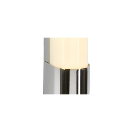 Aplica SLV Trukko, LED 8W, 60cm, IP44, crom-alb