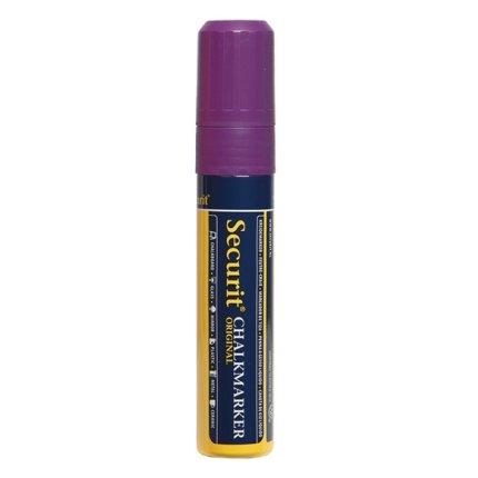Marker creta Securit Liquid Large 7-15mm, violet