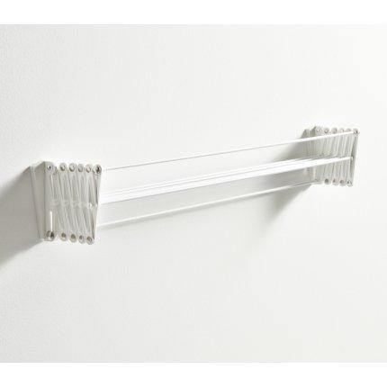 Uscator de rufe Artweger Smart 80 cm, montare pe perete, alb