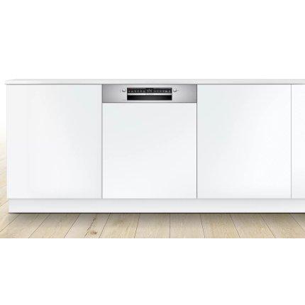 Masina de spalat vase incorporabila Bosch SMI4HTS31E Serie 4, 12 seturi, 6 programe, 60cm, clasa A++, Home Connect