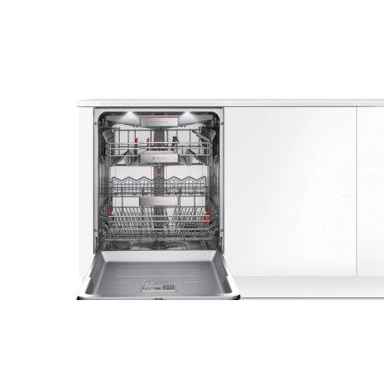 Masina de spalat vase incorporabila Bosch SMI88US36E Serie 8, 60cm, 13 seturi, clasa A+++, PerfectDry