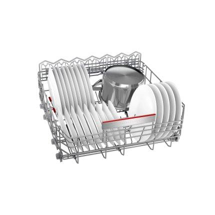 Masina de spalat vase incorporabila Bosch SMI8YCS01E Serie 8, 14 seturi, 8 programe, 60cm, clasa A+++, uscare cu Zeolith