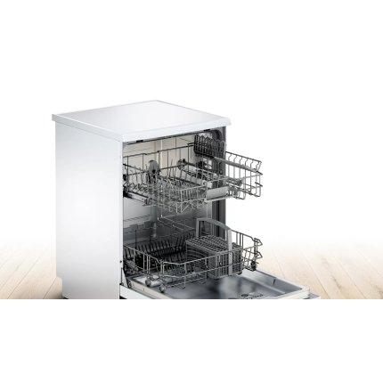 Masina de spalat vase Bosch SMS25AW07E Serie 2, 60cm, 12 seturi, clasa A+, alb
