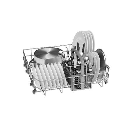 Masina de spalat vase Bosch SMS2ITW04E Serie 2, 12 seturi, 5 programe, 60cm, clasa A+, Home Connect, alb