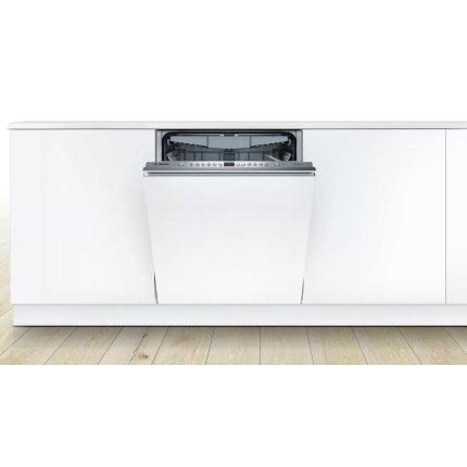 Masina de spalat vase incorporabila Bosch SMV46FX01E Serie 4, 60cm, 13 seturi, clasa A+++, ExtraDry