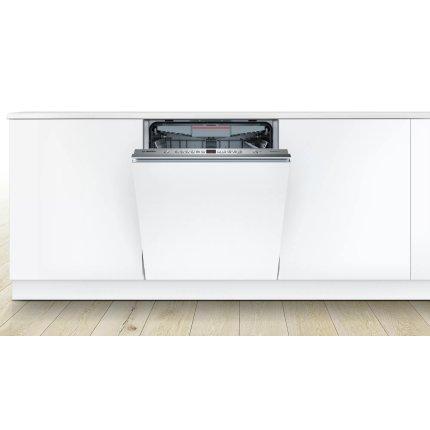 Masina de spalat vase incorporabila Bosch SMV46LX00E Serie 4, 60cm, 13 seturi, clasa A++, ExtraDry