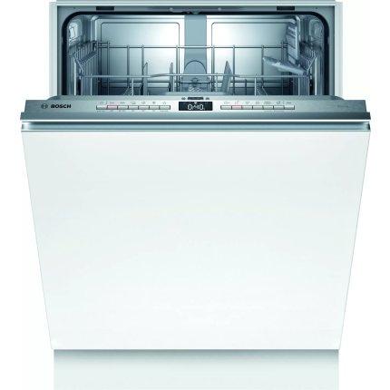 Masina de spalat vase incorporabila Bosch SMV4HTX24E Serie 4, 12 seturi, 6 programe, 60cm, clasa A++, Home Connect