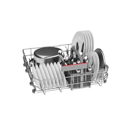 Masina de spalat vase incorporabila Bosch SMV4HTX31E Serie 4, 12 seturi, 6 programe, 60cm, clasa A++, Home Connect