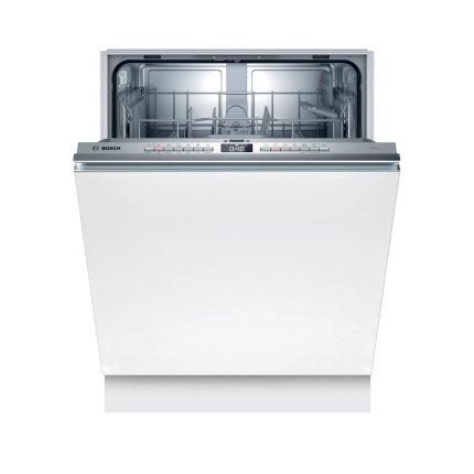 Masina de spalat vase incorporabila Bosch SMV4ITX11E Serie 4, 12 seturi, 6 programe, 60cm, clasa A+, Home Connect