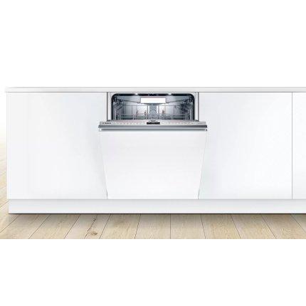 Masina de spalat vase incorporabila Bosch SMV8YCX01E Serie 8, 14 seturi, 8 programe, 60cm, clasa A+++, uscare cu Zeolith