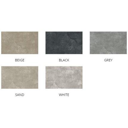 Gresie portelanata rectificata Diesel living Solid Concrete 60x30cm, 9mm, Sand