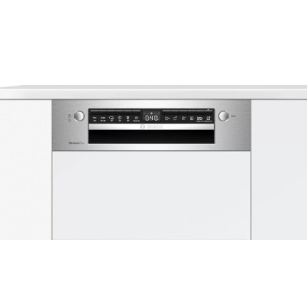 Masina de spalat vase incorporabila Bosch SPI4HMS61E Serie 4, 10 seturi, 6 programe, 45cm, clasa A+, Home Connect