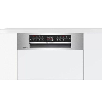 Masina de spalat vase incorporabila Bosch SPI6EMS23E Serie 6, 10 seturi, 8 programe, 45cm, clasa A++, EfficienDry
