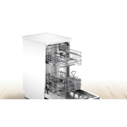 Masina de spalat vase Bosch SPS2HKW59E Serie 2,  9 seturi, 6 programe, 45cm, clasa A+, Home Connect, alb