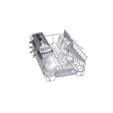 Masina de spalat vase incorporabila Bosch SPV2HKX39E Serie 2, 9 seturi, 5 programe, 45cm, clasa A+, Home Connect