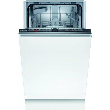 Masina de spalat vase incorporabila Bosch SPV2IKX10E Serie 2, 9 seturi, 5 programe, 45cm, clasa A+, Home Connect