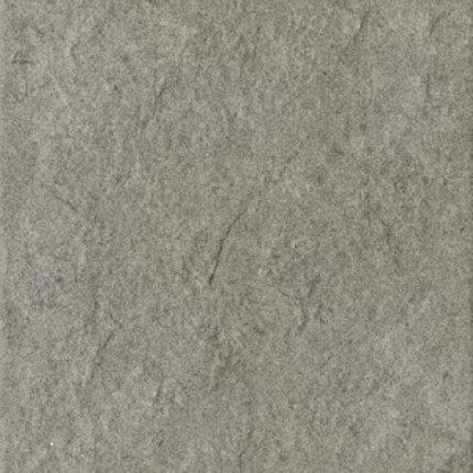Gresie portelanata rectificata FMG Moonstone 30x30cm, 10mm, Grey Strutturato