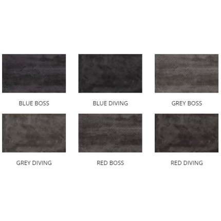 Gresie portelanata rectificata Diesel living Stage Boss Metallic 60x30cm, 9mm, Blue