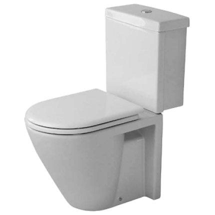 Rezervor WC Duravit Stark 2 370x145mm 4.5/3 litri
