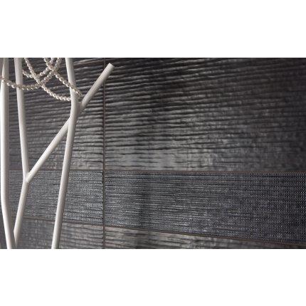 Faianta Iris My Wall 25x46cm, 7.5mm, Steel Glossy