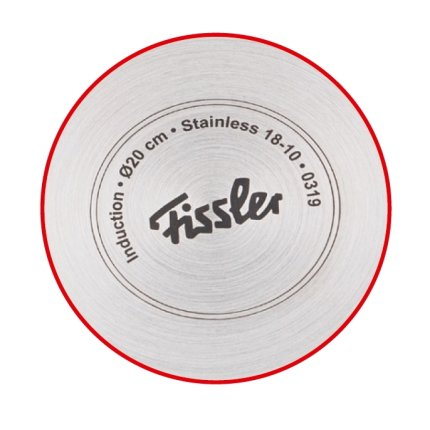 Cratita inox cu coada Fissler San Francisco 16cm, inductie