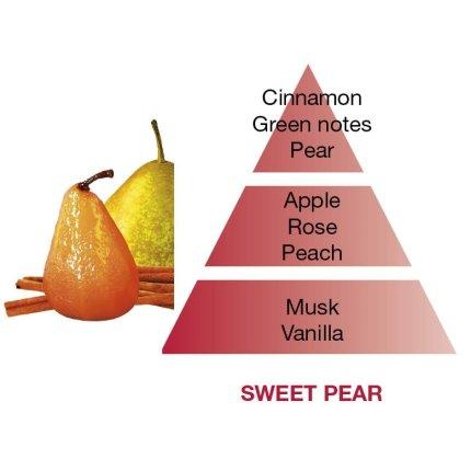 Parfum pentru lampa catalitica Berger Sweet Pear 500ml