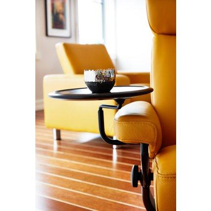 Masuta pentru recliner cu baza Classic Stressless Swing Brown