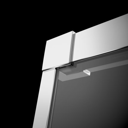 Usa de nisa culisanta Radaway Idea DWJ 150x205cm deschidere dreapta