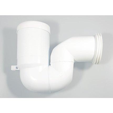 Conector scurgere verticala Ideal Standard  170-220mm pentru vas WC