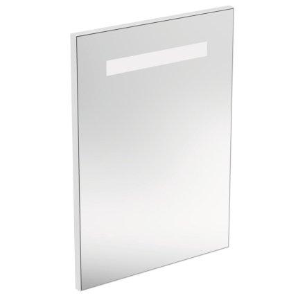 Oglinda Ideal Standard Mirror & Light cu iluminare LED mediana, 50x70cm